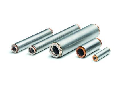 Frameless motors for optimal integration in bespoke applications