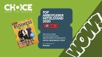 Choice Top Arbeitgeber 2020 Focus Business