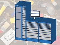 Digitales Toolmanagement mit Werkzeugautomaten von Schindler