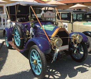 Fiat 1910 / Quelle Privat