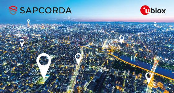 Sapcorda and u-blox partner around SPARTN correction interface for delivery of SAPA GNSS augmentation services