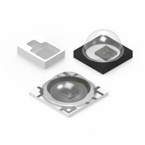 Infrarotprogramm mit neuer Produktreihe WL-SIQW SMT Infrarot QFN LED Waterclear / Bildquelle: Würth Elektronik