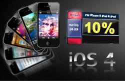 Xilisoft bietet alle möglichen Lösungen für Kunden an. Damit können Sie Funktionen vom iPhone 4 und iOS4 völlig genießen.