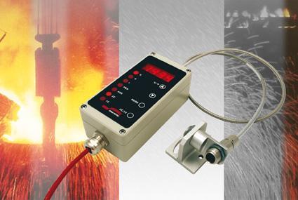 Neue Glasfaserpyrometerserie Ircon Modline 6