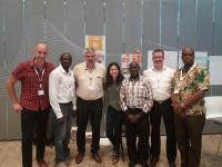 "Members of the group ""Agali Awamu"", lab of tomorrow Uganda / Source: © GIZ / Martin Hangen"