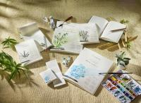 Papers made from hemp, agave and bamboo - Hahnemühle launches sustainable artist papers