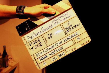 """Premiere des Films """"Die Vierte Gewalt"""" an der TU Ilmenau"""