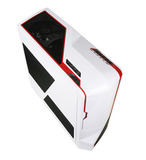"Caseking exklusiv: NZXT Phantom Big-Tower in neuer Farbvariante ""white/red"""