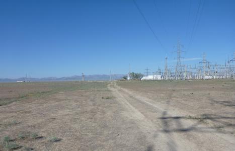 Start of construction for the solar park Chulakkurgan (South Kazakhstan)