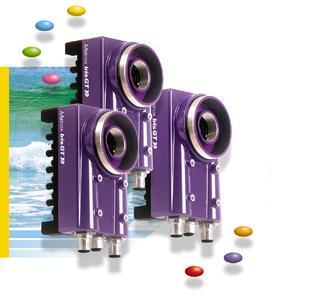 Matrox Iris-GT Smart-Camera for Machine-Vision