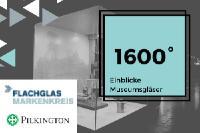 "1600° - Livestream zum Thema ""Glas in Museen"""