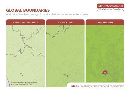 MBI area boundaries