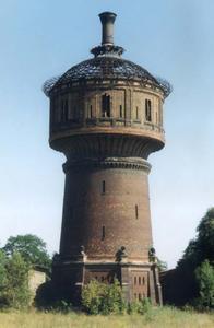 Künftige Gallerie in Exklusivlage - Wasserturm Alt Salbke