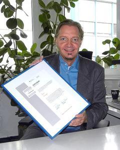 Best-of-2012-Auszeichnung der Initiative Mittelstand für die gds AG
