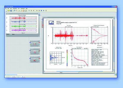 nCode GlyphXE™ ermöglicht eine einfache und klare Analyse sehr großer Datenmengen.