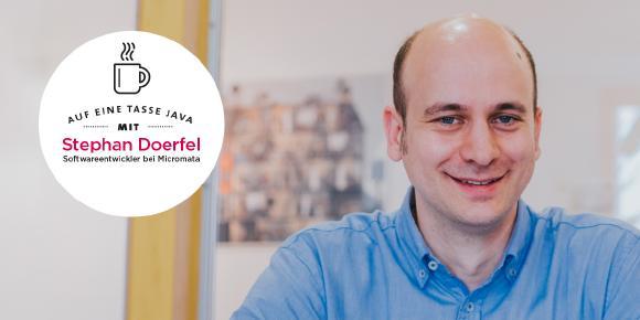 Interview mit Dr. Stephan Doerfel zum Thema Innovation
