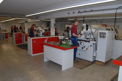 Das neue Sandvik Training Center