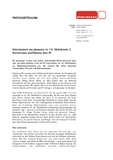 [PDF] Presemitteilung: Entertainment von phonostar im 1&1 MediaCenter