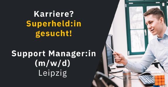 BI sucht einen Support Manager