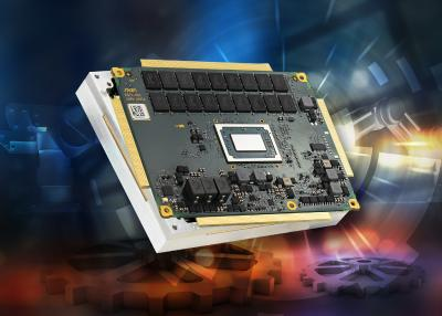 Rugged-COM-Express-Modul mit AMD Ryzen™-Embedded V1000/R1000-SoC