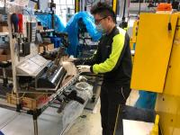 Renault Trucks Produktion Wiederanlauf
