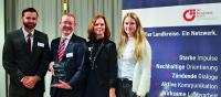 Preisverleihung beim 26. BVMW Business-Meeting (Bild: BVMW – Bundesverband mittelständische Wirtschaft, Kreisverband Südniedersachsen)