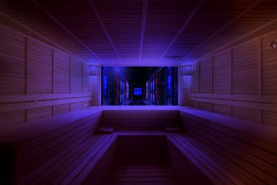 Tieto sets up the world's first data-driven sauna