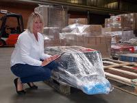 Annemarie Schütze arbeitet seit Ende 2017 als Qualitäts- und Umwelt-managementbeauftragte bei der Frankenfeld Logistikgruppe. Mit ihrer Unterstützung will der Logistikdienstleister Qualitätsführer in seinem Segment werden.