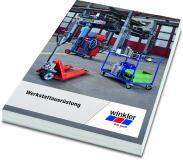 """Neuer winkler Katalog """"Werkstattausrüstung"""""""