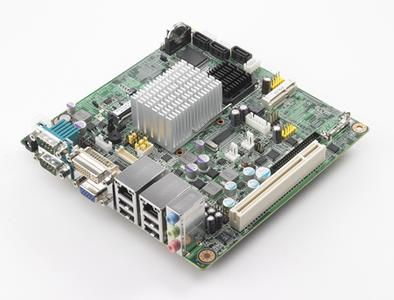 AIMB-213 Mini-ITX Motherboard with Intel® Atom(TM) N455/D525 Processors and DDR3 Memory Support