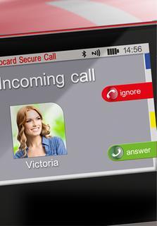 Secocard Secure Communication 3