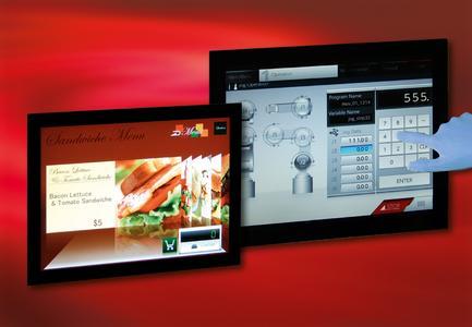 Mitsubishi Electric: Gesture Control erobert Industrieumgebung dank Touch Panel Display-Modulen
