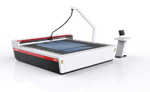 Vollautomatisiert: Der Laser Cutter SP4000