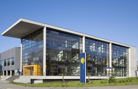 SOLARWATT AG Firmensitz Dresden