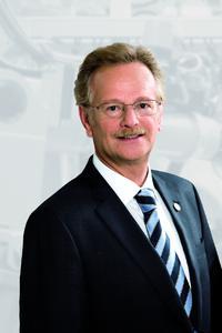 Siegbert E. Lapp, Vorstand der Lapp Holding AG