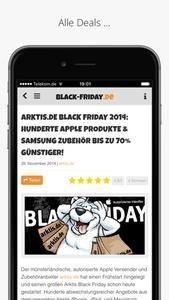 Black-Friday.de App Screenshot 3