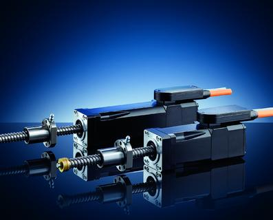 Electric cylinders with precise power