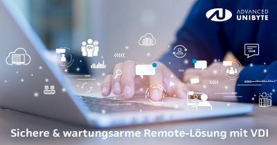 Homeoffice für Poweruser – Testen Sie die Virtual Desktop Infrastructure (VDI)