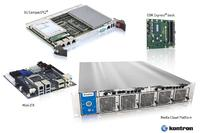 Kontron's 6U CompactPCI board with 4th generation Intel Core processors increases performance density and data throughput
