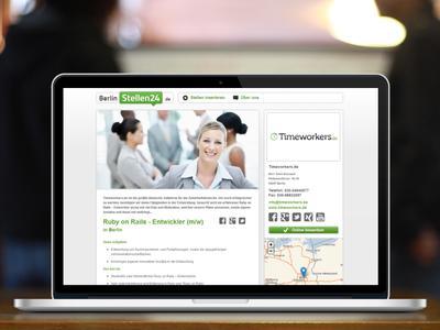 DeutschlandStellen24.de verzeichnet Boom bei Online-Stellenanzeigen