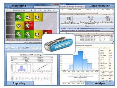 Statistica Datenintegration Als Teil Der Datenanalyse