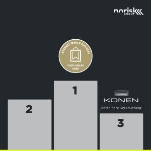"""Konen """"beste Kanalverknüpfung"""" (Platz 3)"""