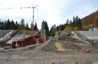 Complete renovation of the downstream reser-voir on the Sösetalsperre dam in the Harz