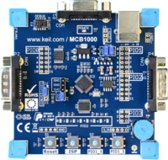Keil release the MCB11U1x Evaluation Board and Starter Kit