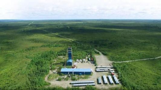 Maple Gold Mines landet erneut Volltreffer!