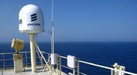 Maersk Line and Ericsson bring mobile connectivity to the oceans