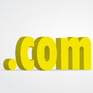 .Com is the most successful domain extension