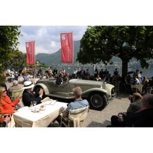 Alfa Romeo 6C, 1750 GTC, 1931, Concorso d'Eléganza Villa d'Este 2009