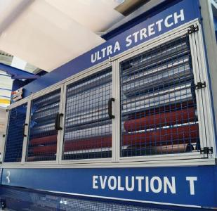 EVOLUTION Ultra Stretch offers many advantages in film stretching processes compared to conventional MDO systems