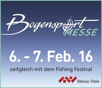 Bogensportmesse 2016 Logo